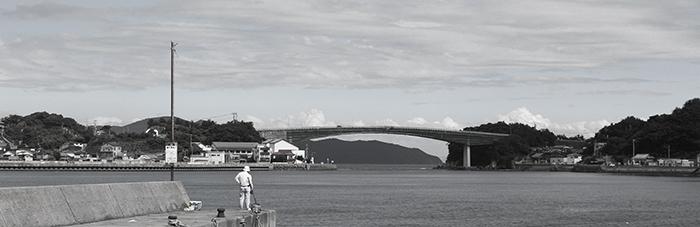 山口県上関 潮待ちの港