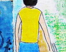 竹田さん個展「うちゅうのはしっこを見にゆく」最新インタビュー!