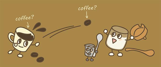 Coffee #名詞のヒミツ!~英語を楽しく学ぼう~