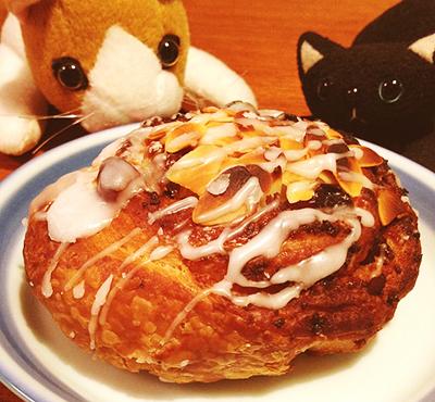 深い意味のないイメージ写真です。東京で買ったパンですが、どこか忘れました。ちなみに、このサイトでは、いわゆる出来合いのイメージ写真をなるべく使わないようにしています。ネットで溢れすぎてるので。