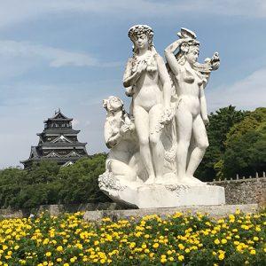 花の精 広島