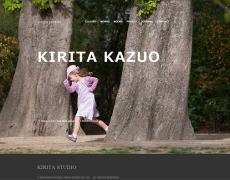 【制作実績】写真家 桐田和雄 OFFICIAL SITE サイト制作