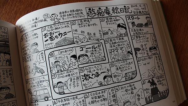 遊痴庵絵日記